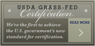 USDA Grass Fed